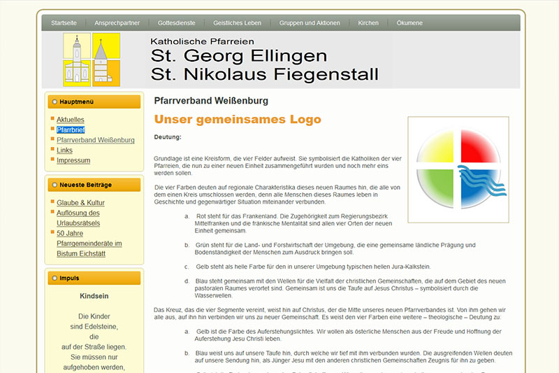 Kath. Pfarrgemeinde Ellingen